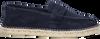 Blauwe GOOSECRAFT Lage sneakers 192022002  - small