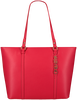 Rode VALENTINO HANDBAGS Shopper VBS2JG01 - small