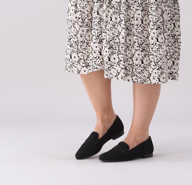 Zwarte PAUL GREEN Loafers 2724  - large