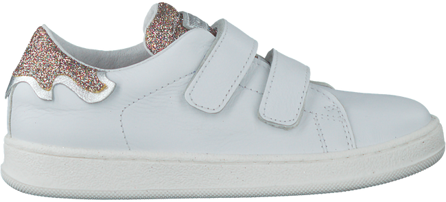 Witte CLIC! Sneakers 8943  - large
