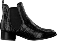 Zwarte VERTON Chelsea boots 567-010  - medium