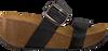 Zwarte RED-RAG Slippers 78074  - small