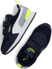 Blauwe PUMA Lage sneakers PUMA R78 INF/PS  - small