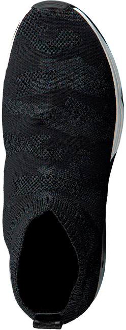Zwarte ASH Sneakers LULU CAMO - large