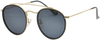 Zwarte IKKI Zonnebril RYDER  - small