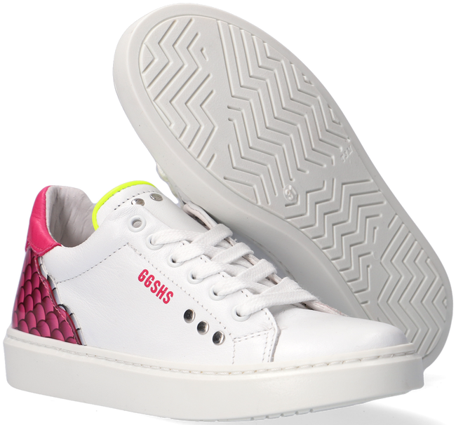 Witte GIGA Lage sneakers G3700  - large