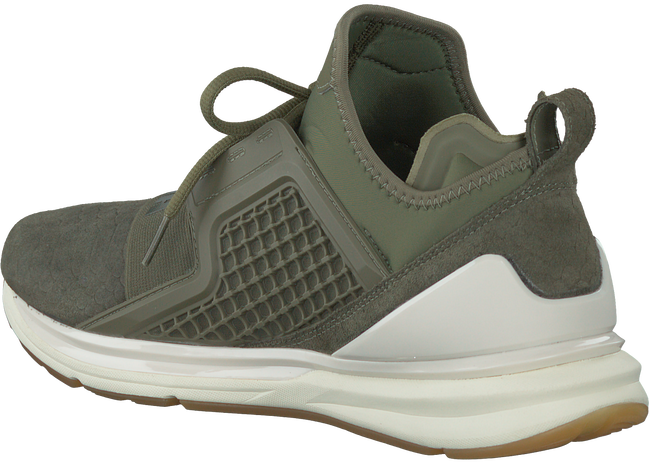 Groene PUMA Sneakers IGNITE LIMITLESS REPTILE  - large