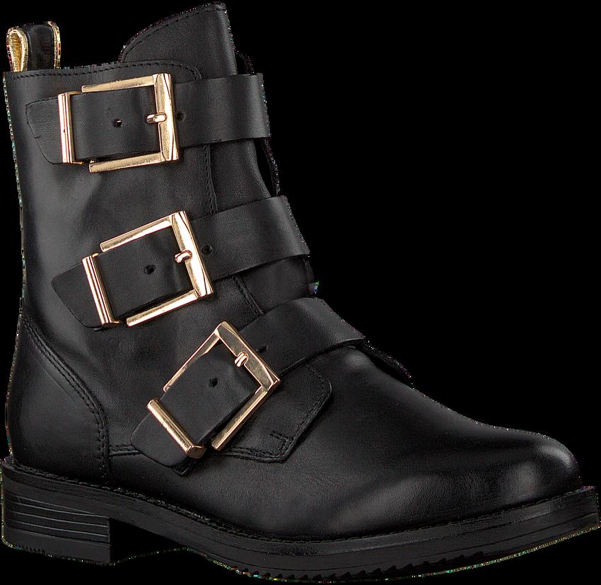 Zwarte OMODA Biker boots LPCONAN  - larger