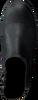 Zwarte SHABBIES Enkellaarsjes 172-0062SH  - small