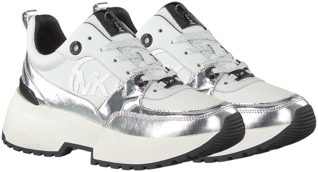 Witte MICHAEL KORS Lage sneakers ZIA COSMOS SHINE - large
