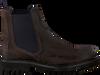 Bruine MAZZELTOV Chelsea boots 10450  - small