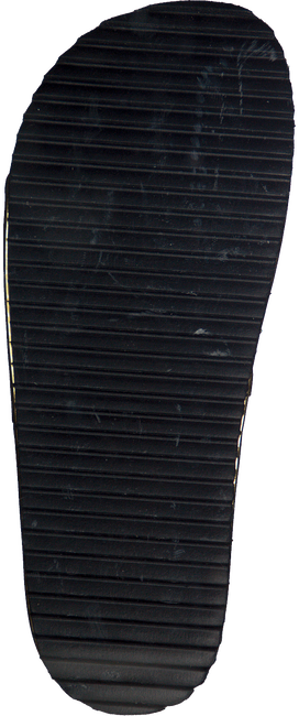 Zwarte THE WHITE BRAND Slippers BEACH PLEASE PLATFORM - large