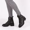 Zwarte VERTON Biker boots 180  - small