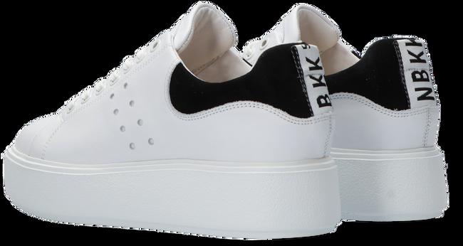 Witte NUBIKK Lage sneakers ELISE MARLOW  - large