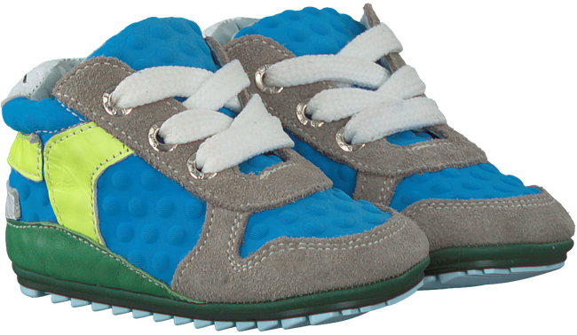 Blauwe SHOESME Babyschoenen BP7S009  - large