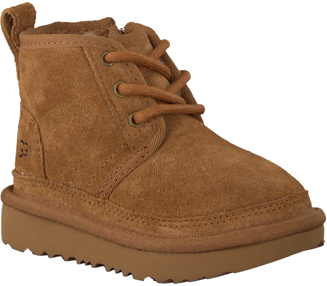 Cognac UGG Veterboots TODDLER NEUMEL  - large
