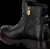 Zwarte TOMMY HILFIGER Enkellaarsjes H1285OLLY 15A  - small