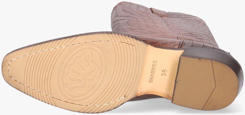 Cognac SHABBIES Hoge laarzen 192020112  - larger