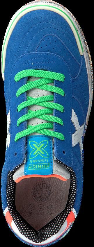 Blauwe MUNICH Sneakers G3 LACE - larger