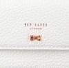 Witte TED BAKER Portemonnee EVES - small