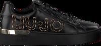 Zwarte LIU JO Lage sneakers SILVIA 10  - medium