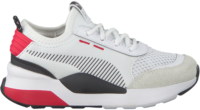 Witte PUMA Sneakers RS-0 WINTER INJ TOYS JR  - large