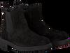 Zwarte MCGREGOR Lange laarzen REBEL  - small