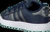Blauwe ADIDAS Sneakers SUPERSTAR KIDS 1  - small