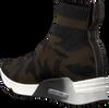 Groene ASH Sneakers LULU CAMO - small