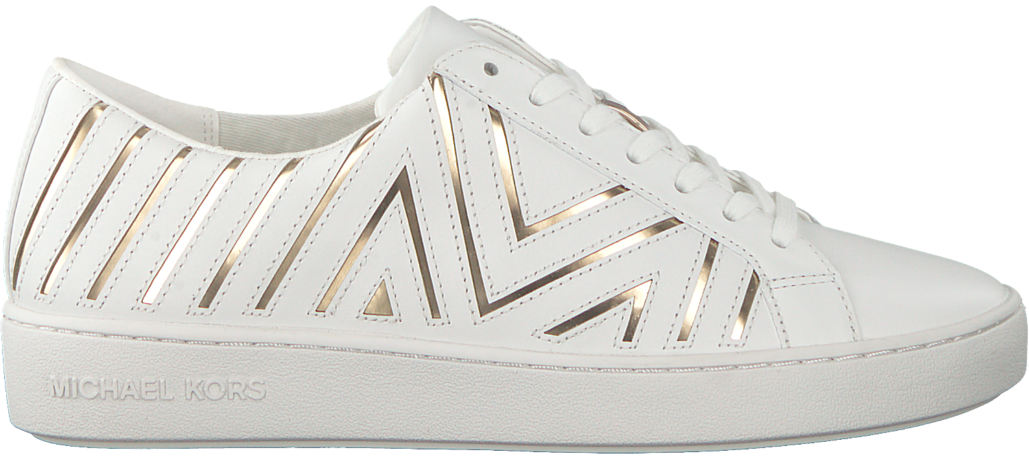 370aa910873 Gouden MICHAEL KORS Sneakers WHITNEY LACE UP - large. Next