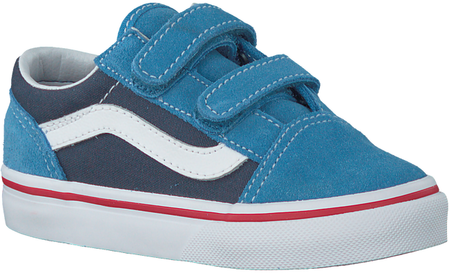 Blauwe VANS Sneakers OLD SKOOL KIDS  - large