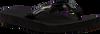 Zwarte REEF Slippers CUSHION LUNA  - small