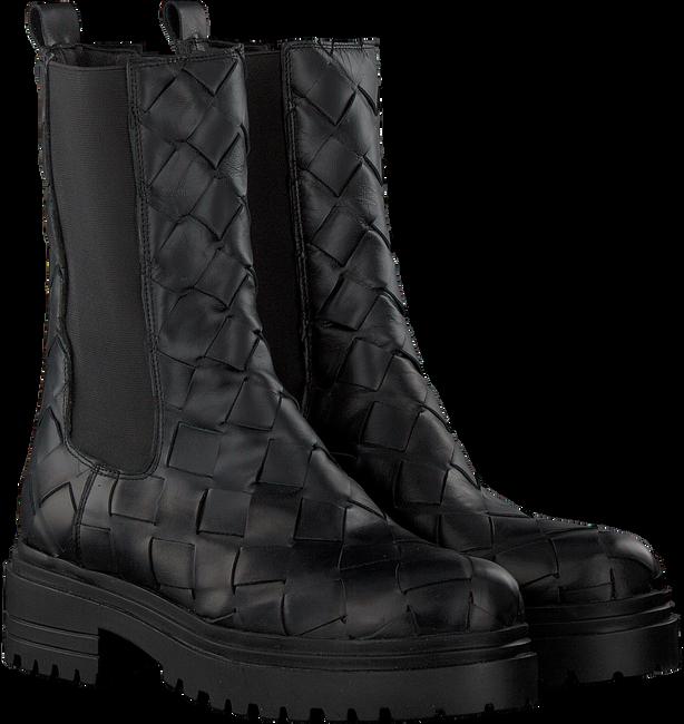 Zwarte DEABUSED Chelsea boots DEA-2016  - large