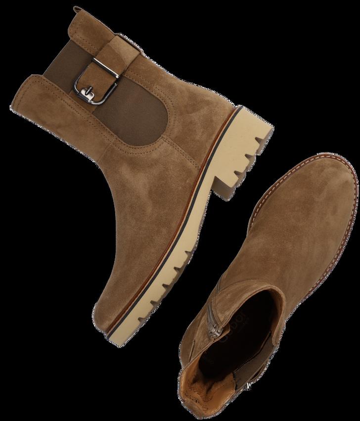 Cognac GABOR Chelsea boots 731.2  - larger