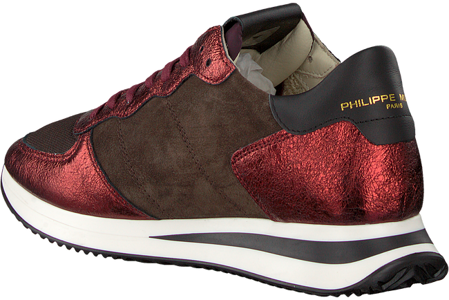 Rode PHILIPPE MODEL Sneakers TZLD  - large