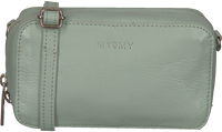 Groene MYOMY Schoudertas MY BOXY BAG CAMERA  - medium