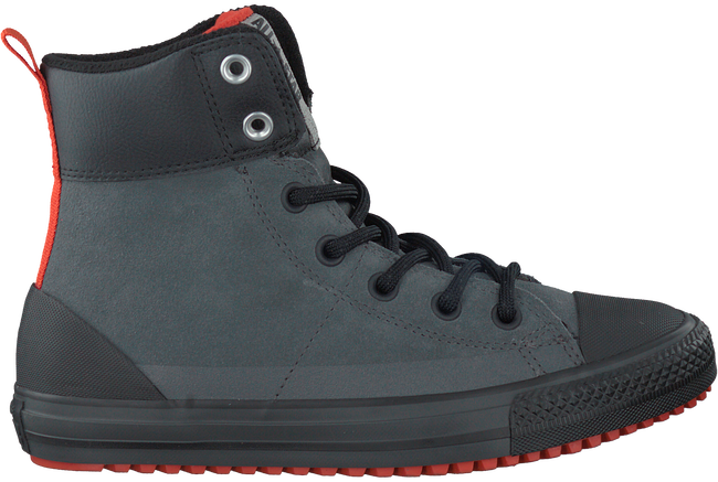Grijze CONVERSE Sneakers CTAS ASPHALT BOOT HI  - large