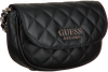 Zwarte GUESS Heuptas MELISE MINI  - small