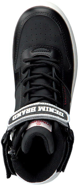 Zwarte VINGINO Hoge sneaker ELIA MID  - large