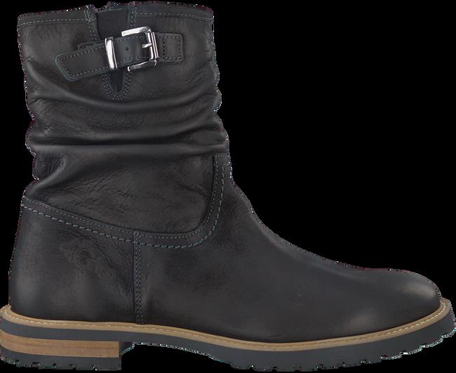 Zwarte GIGA Lange laarzen 7874