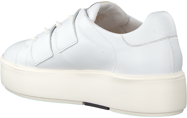 Witte NUBIKK Sneakers ELISE STRAPS CONE  - large