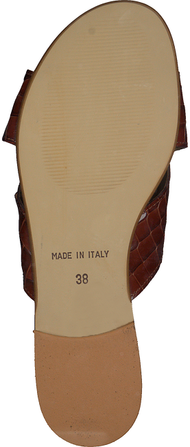 Cognac SCAPA Slippers 21/19248CR  - large