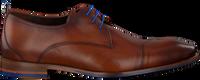 Cognac FLORIS VAN BOMMEL Nette schoenen 18006 - medium