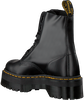 Zwarte DR MARTENS Veterboots MOLLY  - small