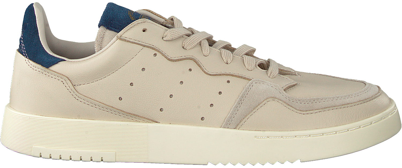 Beige ADIDAS Sneakers SUPERCOURT W