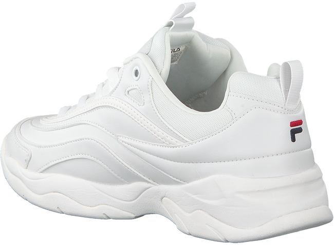 Witte FILA Sneakers RAY LOW MEN  - large