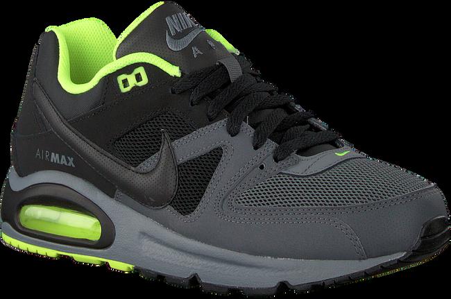 Zwarte NIKE Sneakers AIR MAX COMMAND MEN - large