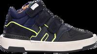 Blauwe DEVELAB Hoge sneaker 41951  - medium