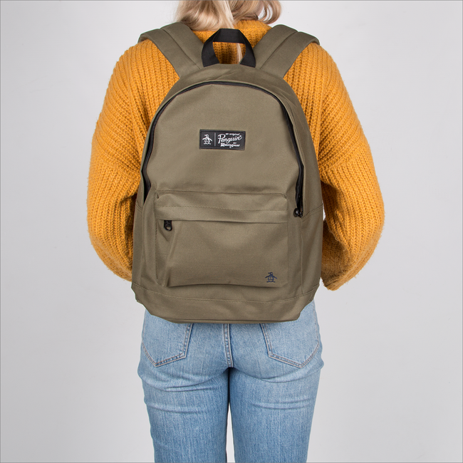 ORIGINAL PENGUIN RUGTAS HOMBOLDT BACKPACK - large