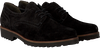 Zwarte GABOR Slip-on sneakers  410  - small